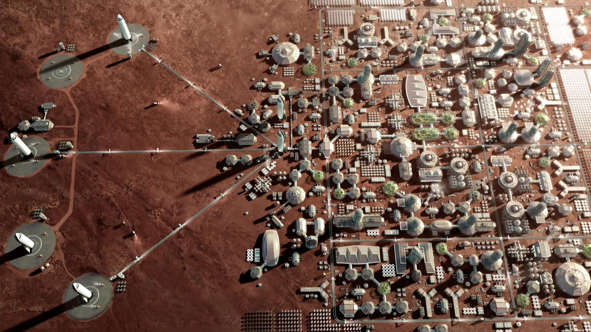 For Mars colonization, new water map may hold key of where to land - NASASpaceflight.com