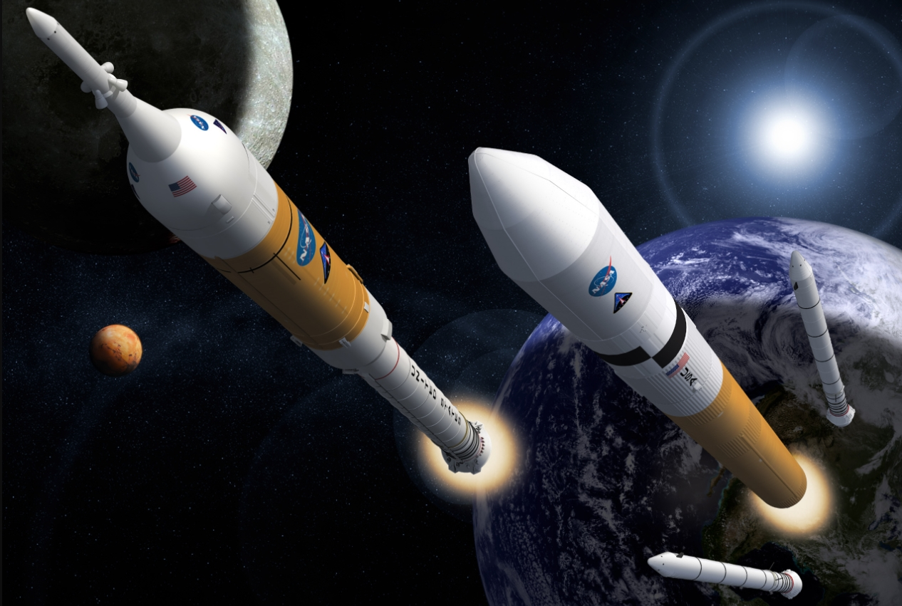 Examining NASA's challenge to SLS as 'Moon, soon' becomes the latest