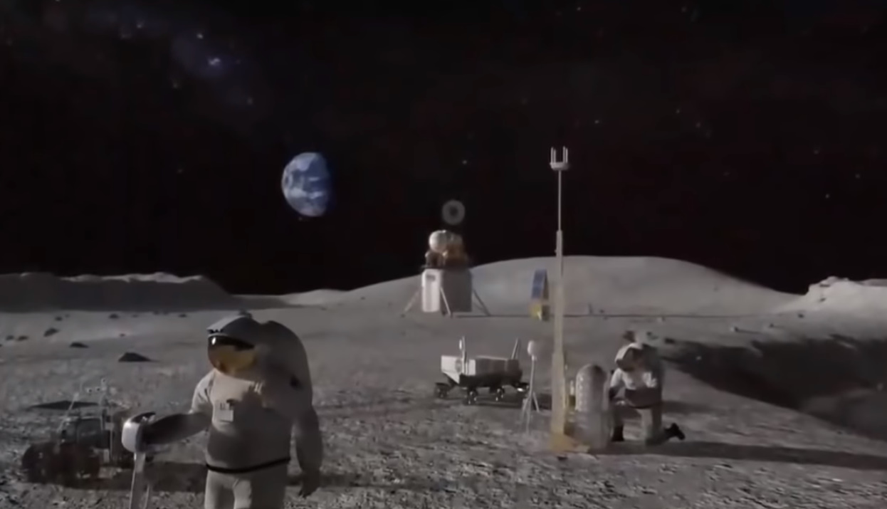 NASA aims for quick start to 2024 Moon landing via newly