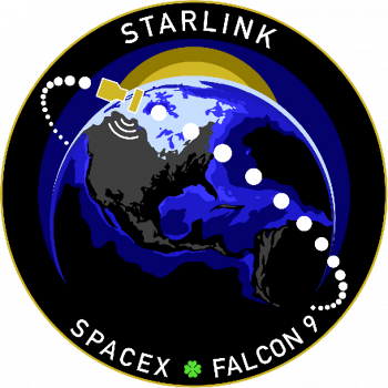 Space X - Starlink Mission Upscaled-350x350