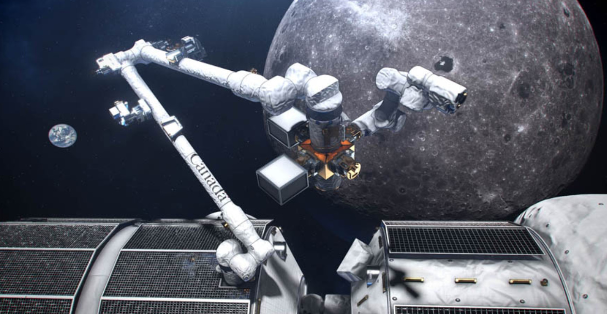 Canadarm3 collision avoidance AI solutions sought as operational needs solidify