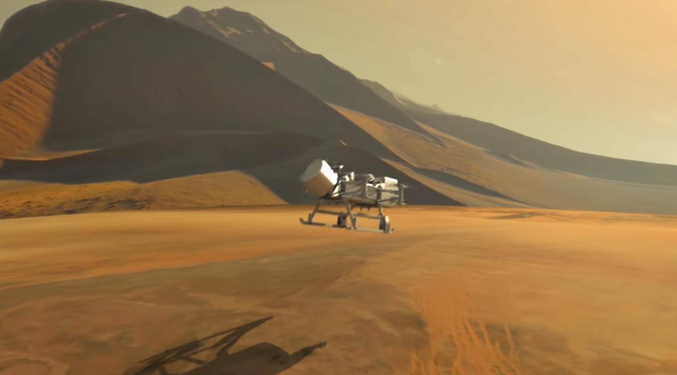 Cassini answers Titan secrets, NASA plans helicopter mission