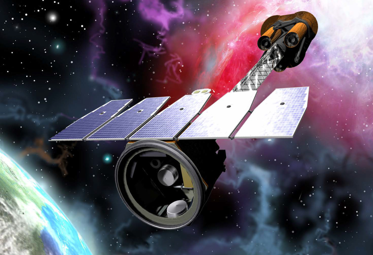 As Ball completes design review for IXPE, SpaceX launch contract