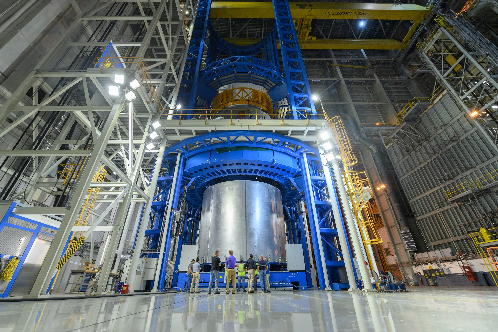 Friction Stir Welding >> Boeing assembling structures for NASA's second SLS Core Stage - NASASpaceFlight.com