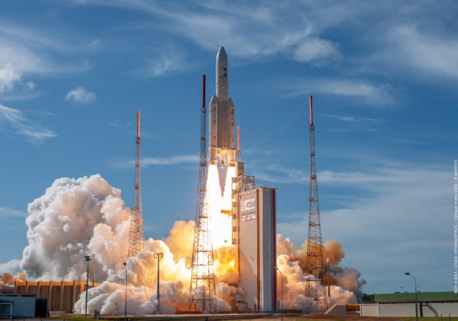 Second EDRS Space Laser Satellite by Europe