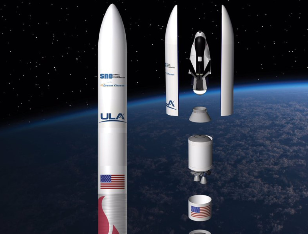 Cargo Dream Chaser solidifies ULA deal by securing six Vulcan Centaur flights