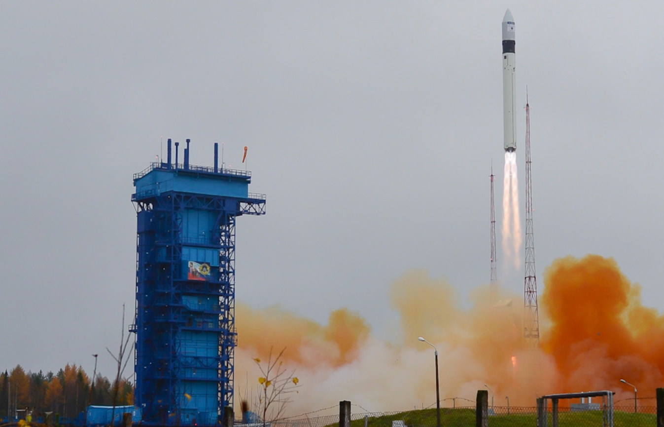 Russia's Rokot vehicle successfully launches Geo-IK-2