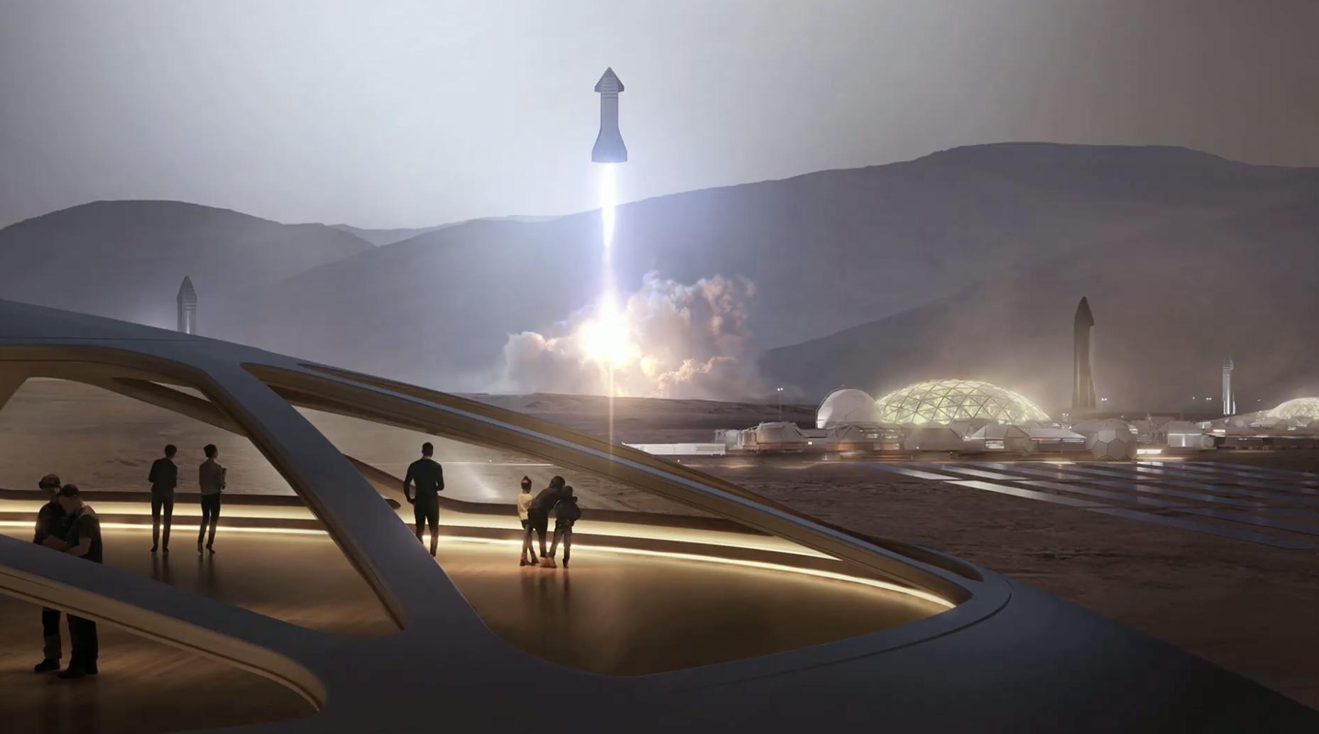 Elon Musk Tweets Starship Updates, Images of 3 Raptor Engines