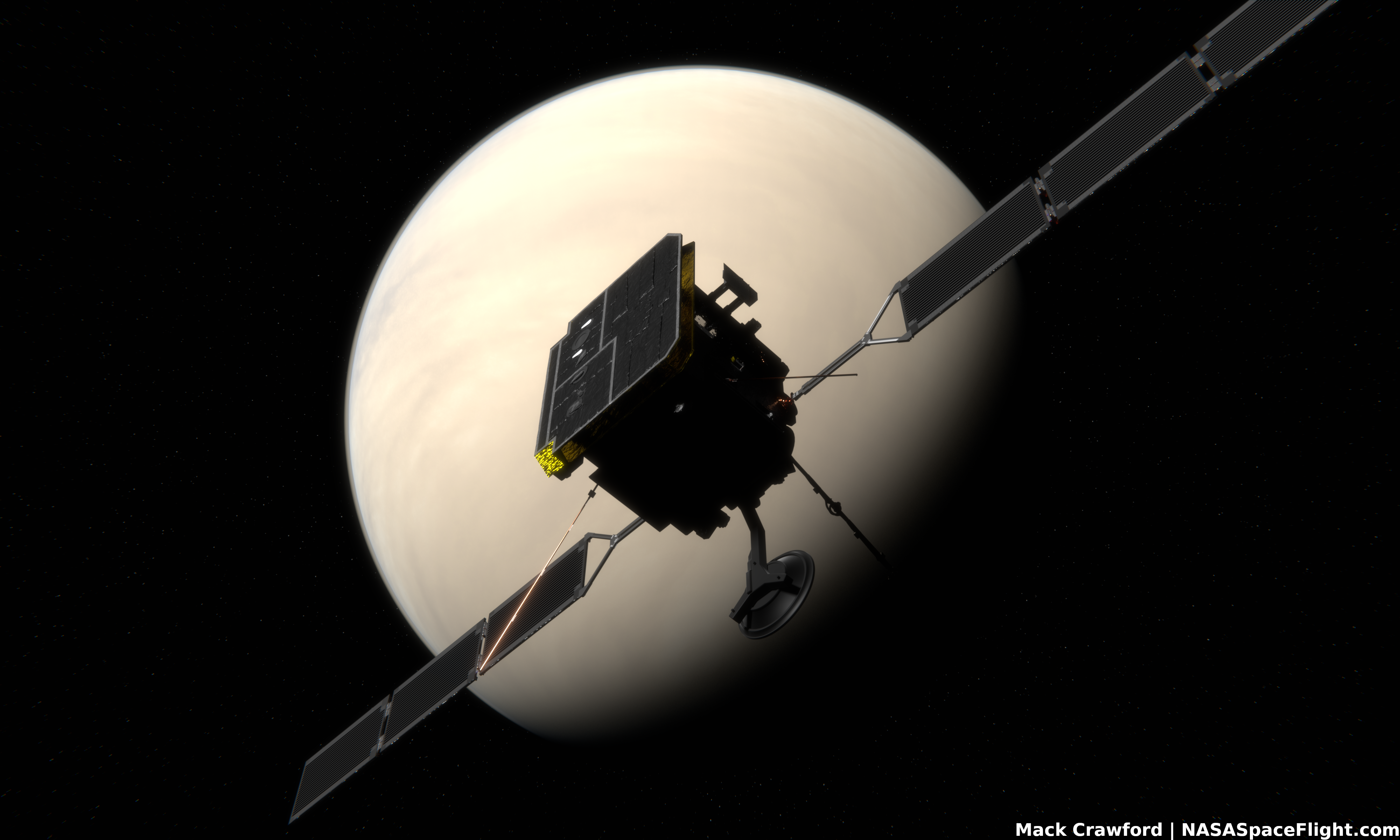 ESA's Solar Orbiter ready to study the Sun, heading for Florida