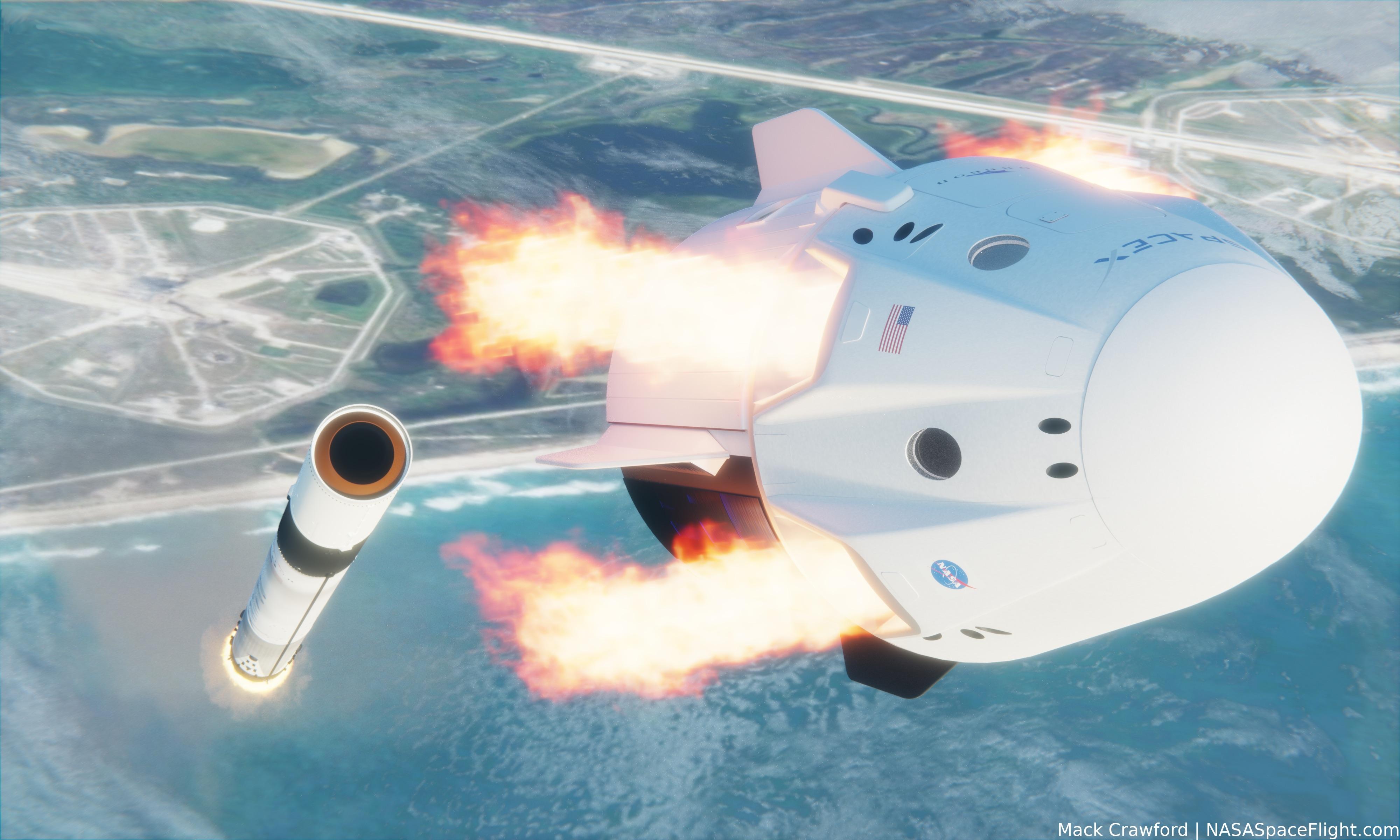 Cape canaveral starts 2020
