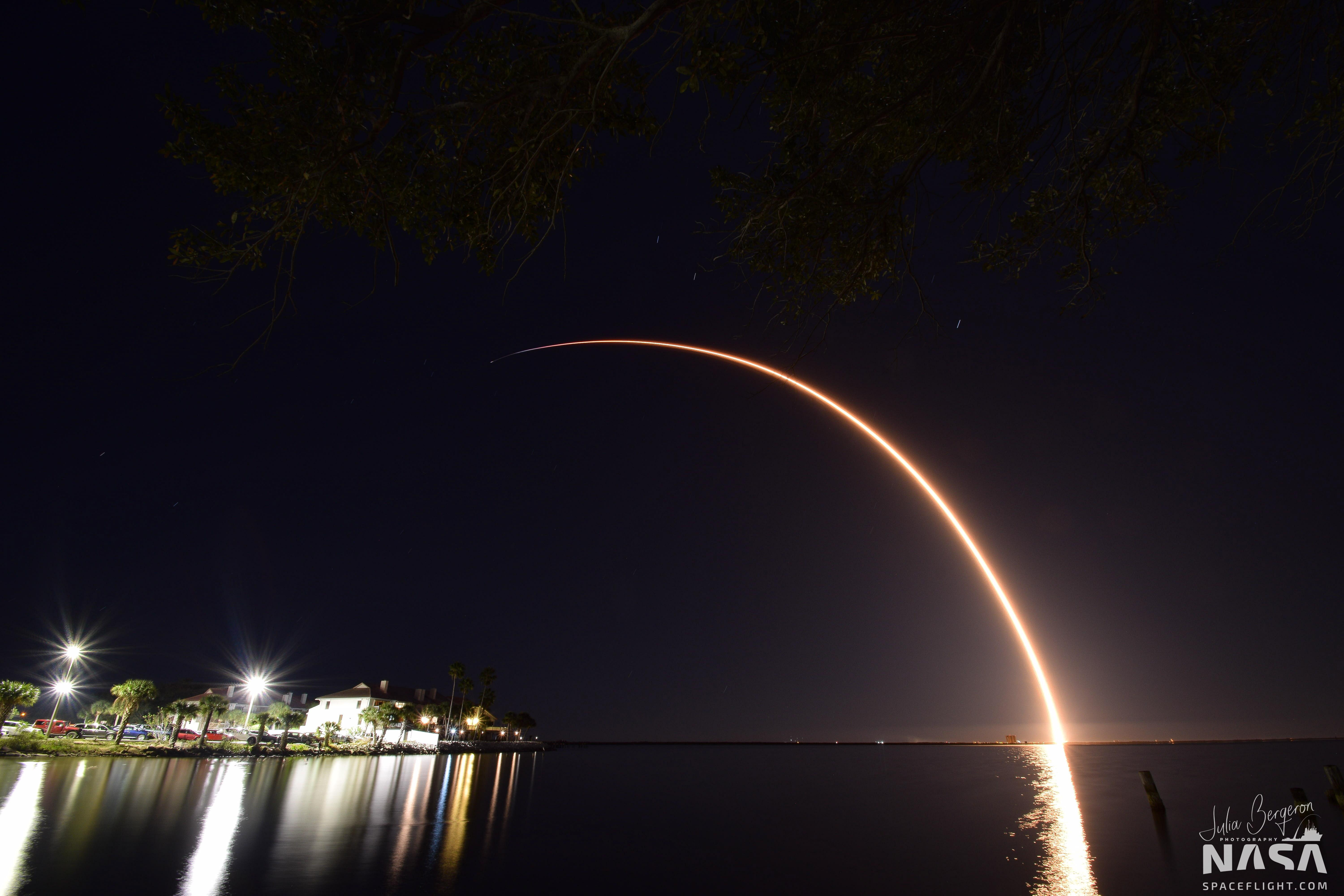 launch cape canaveral 2020