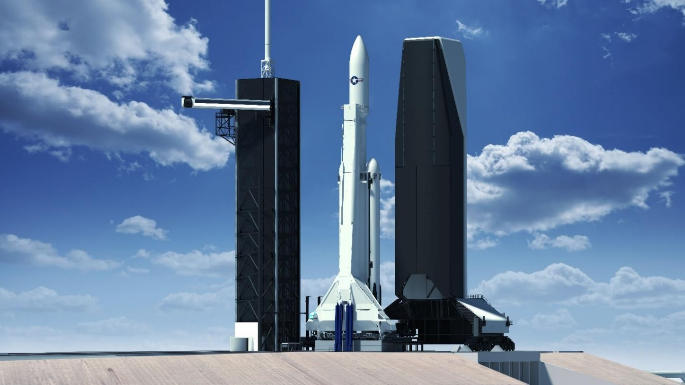FAA Environmental Assessment details SpaceX plans at Cape Canaveral - NASASpaceflight.com