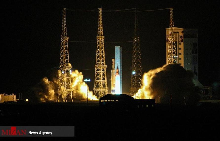 Iran's Simorgh rocket fails to loft Zafar-1 into orbit - NASASpaceFlight.com