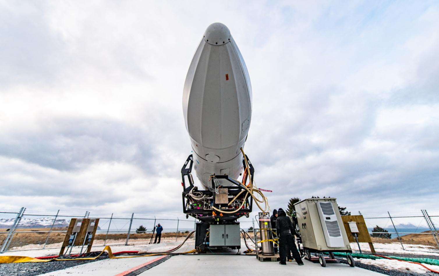 Astra, DARPA prepare for upcoming launch challenge - NASASpaceflight.com