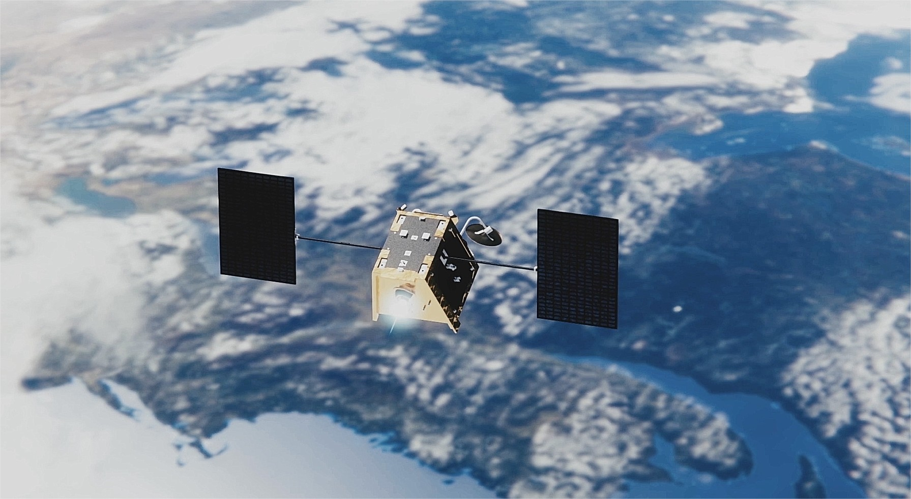 OneWeb sends further satellites in space