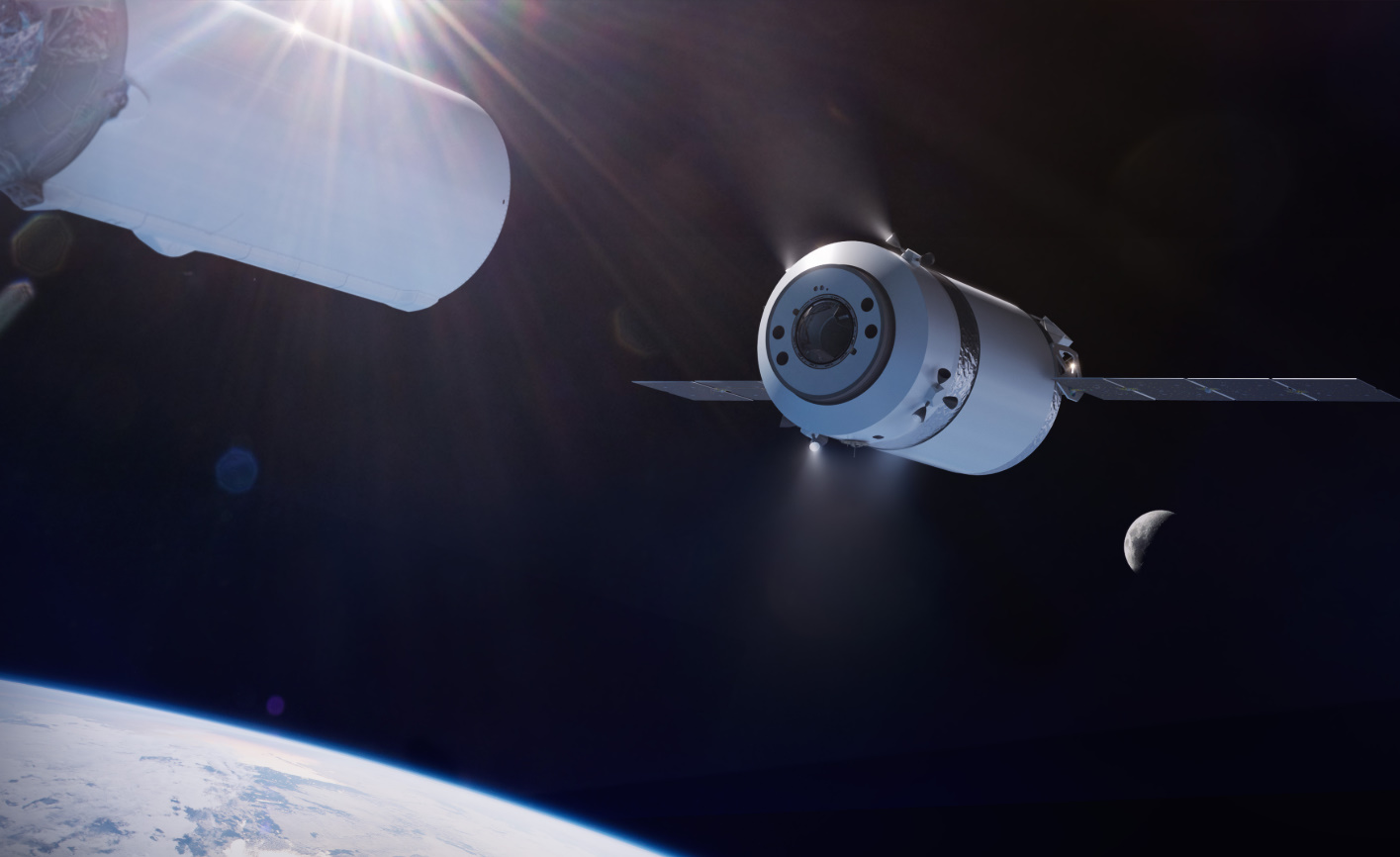 NASA contracts SpaceX for supply missions to Gateway outpost