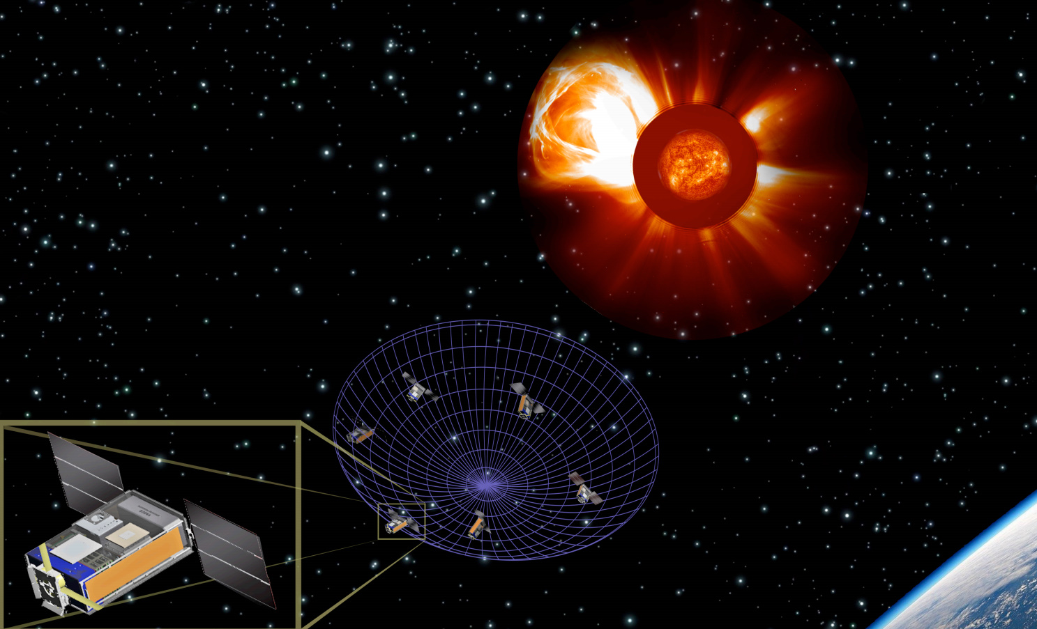 New NASA mission to study causes of solar particle storms #55081