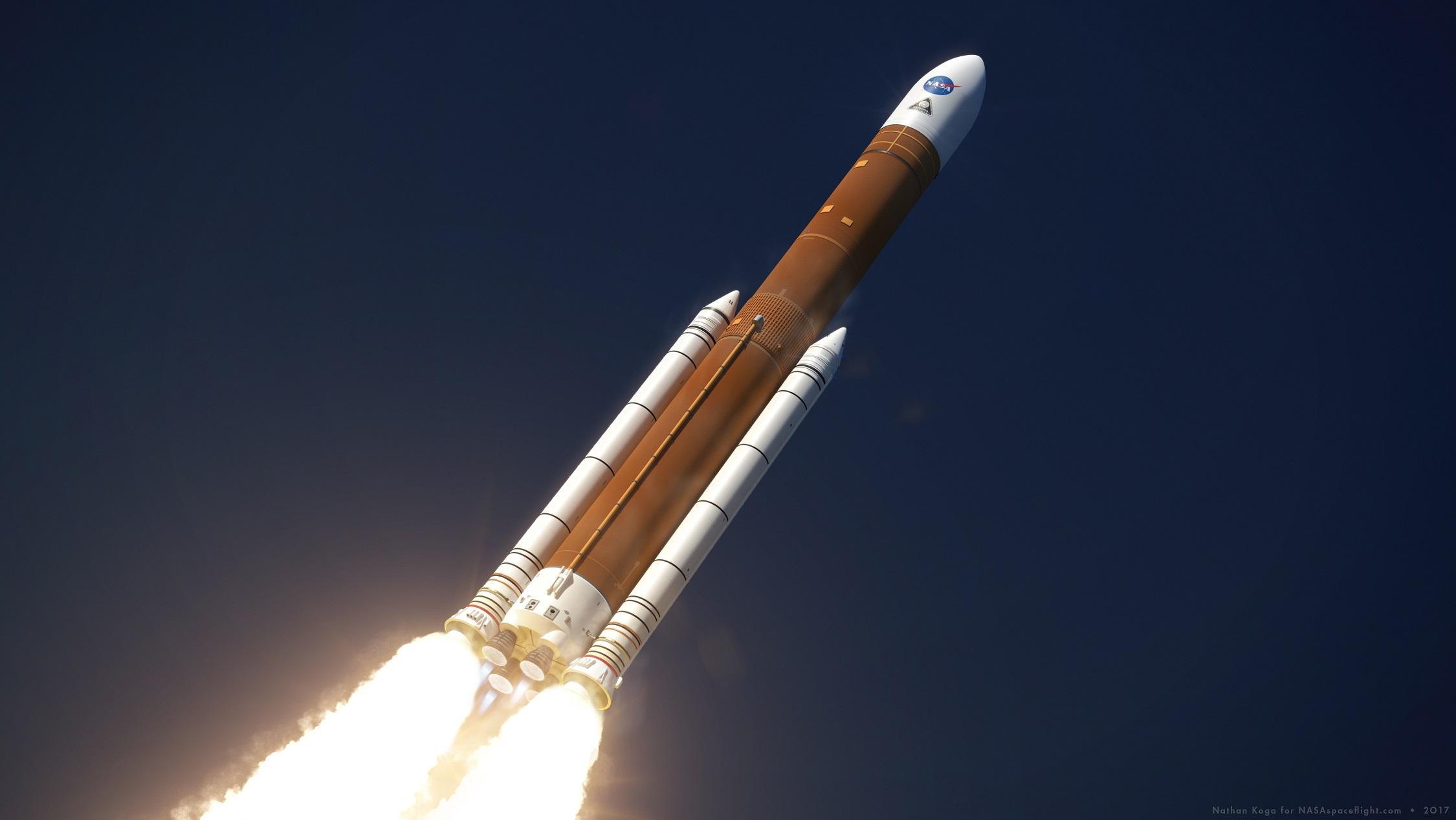 NASA completes Exploration Upper Stage CDR, focuses new office on SLS Block 1B development