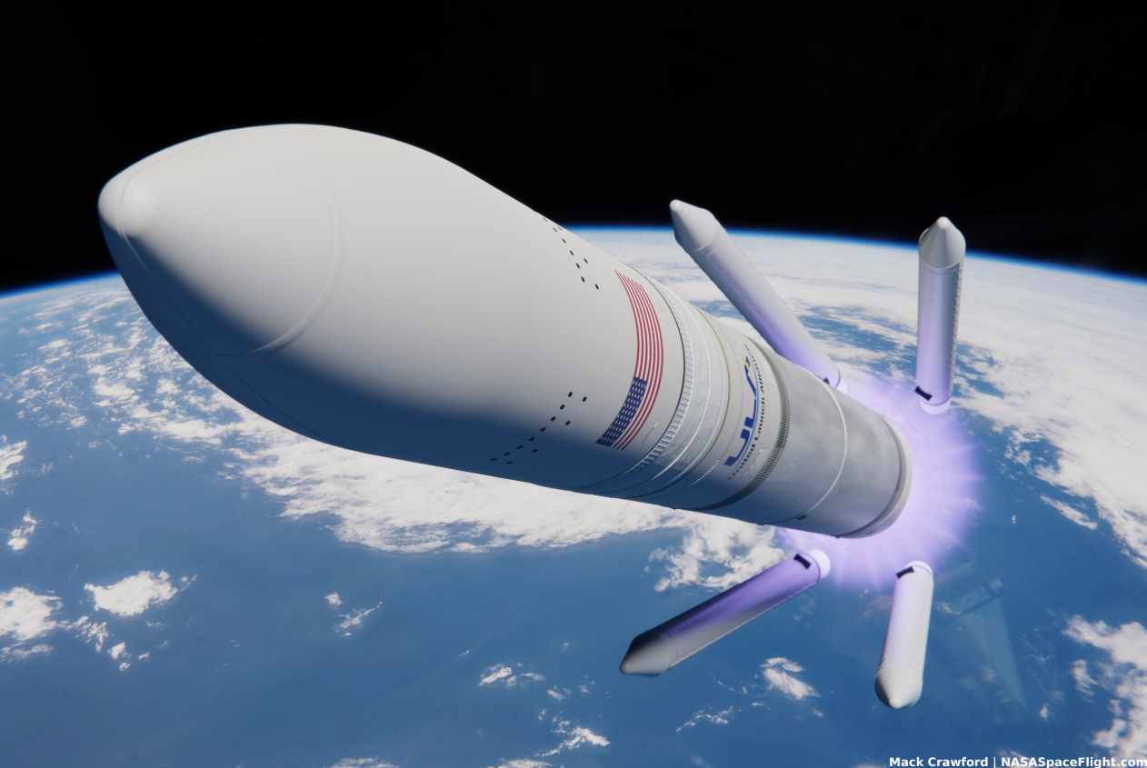 ULA updates Vulcan status, readiness for certification missions