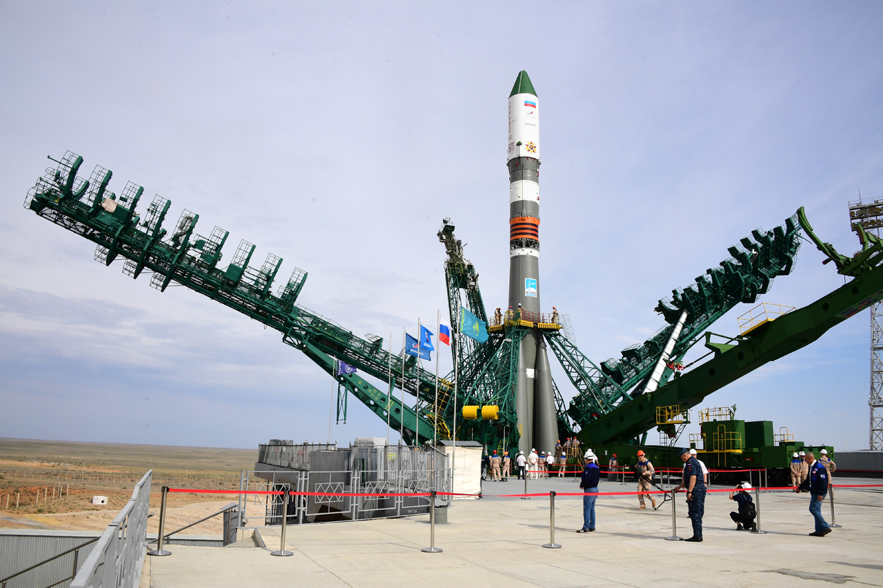 Russian cargo ship reaches International Space Station