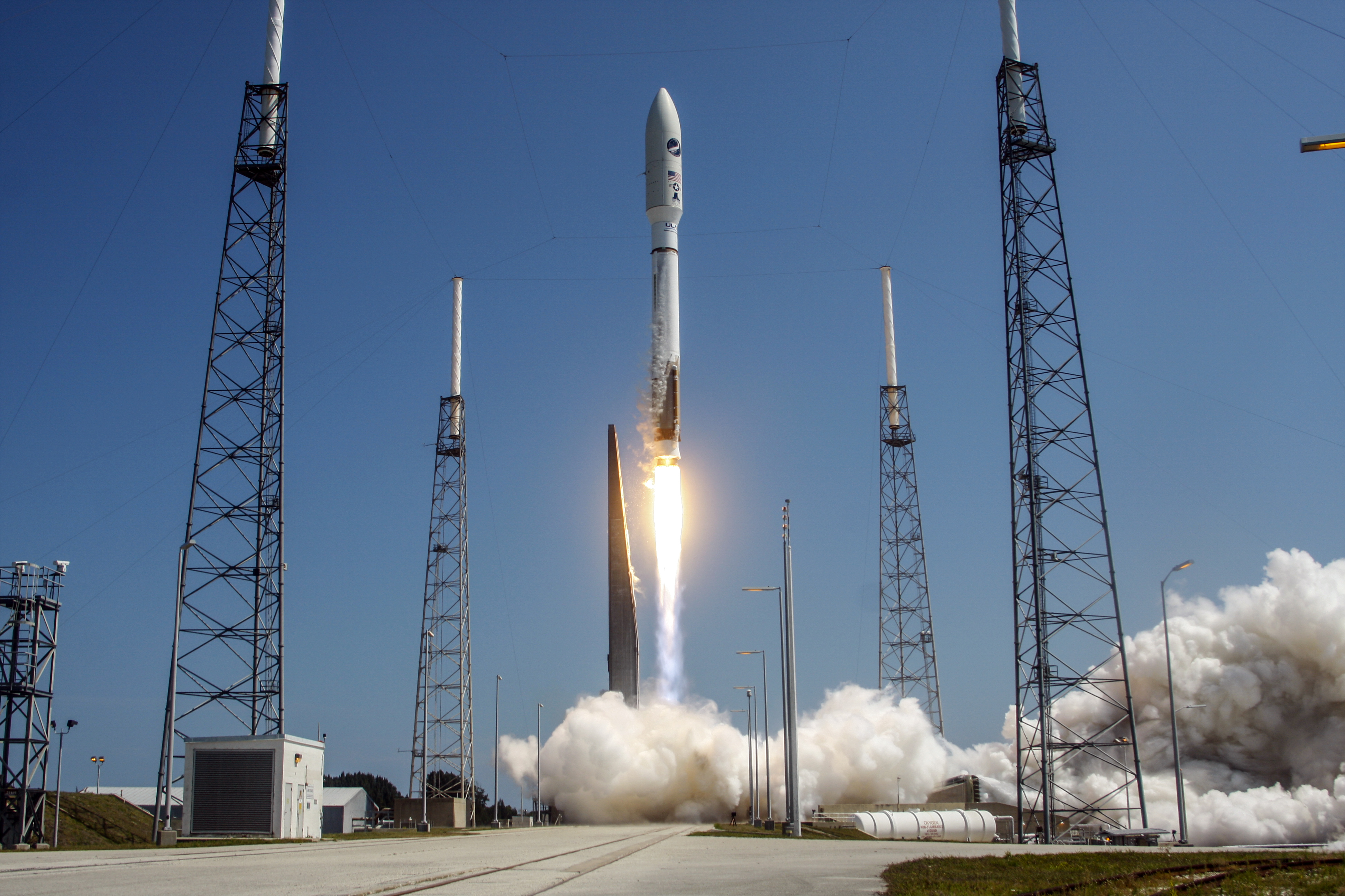 ULA in final pre-launch preps for Atlas V USSF-7 mission next week