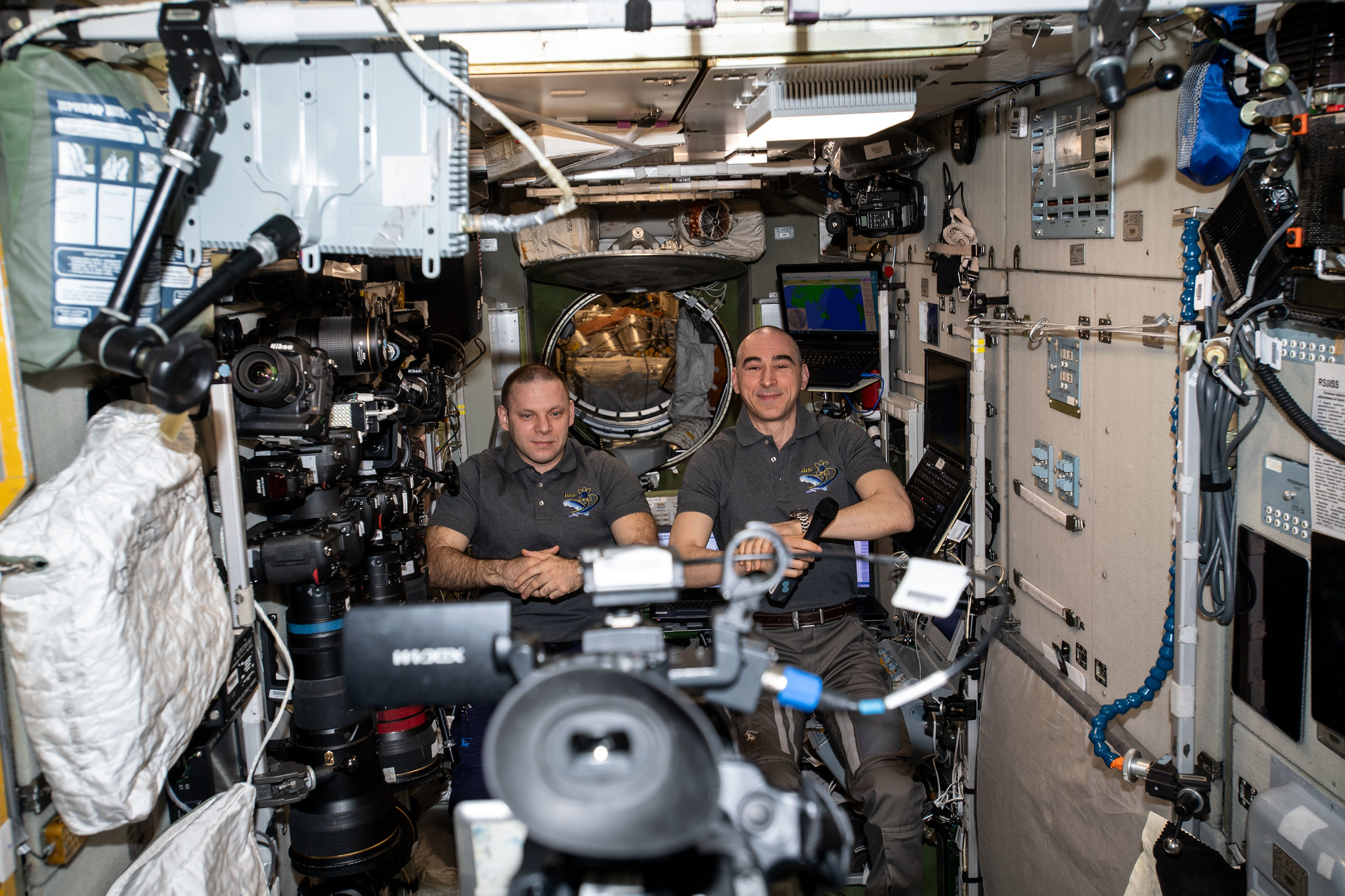 Progress to aid Benzene investigation on ISS