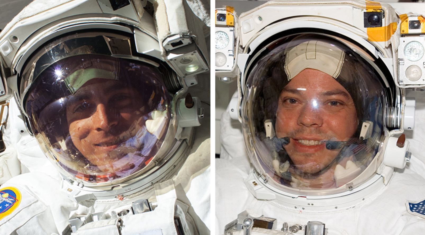 Astronaut admits to losing mirror while on spacewalk