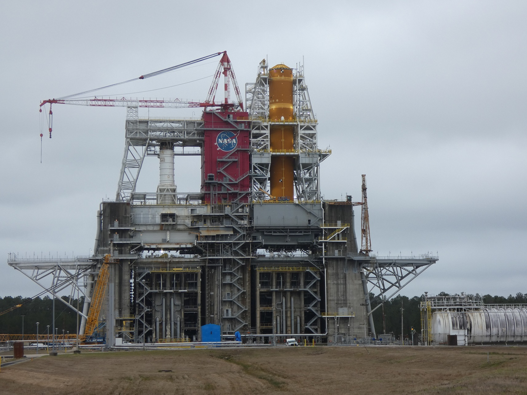 Boeing powers up first SLS Core Stage for Green Run system checkouts thumbnail