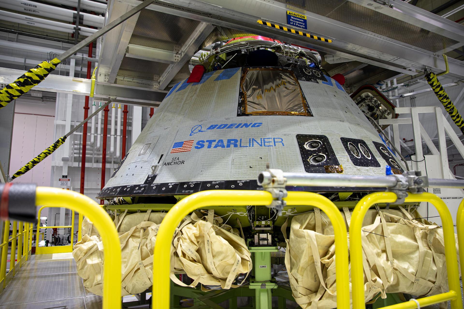 NASA and Boeing Complete Starliner Orbital Flight Test Investigation