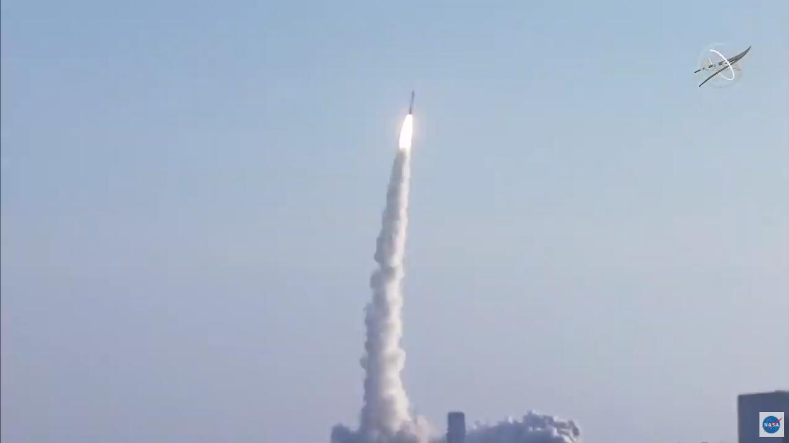 Perseverance, Ingenuity begin seven month journey to Mars