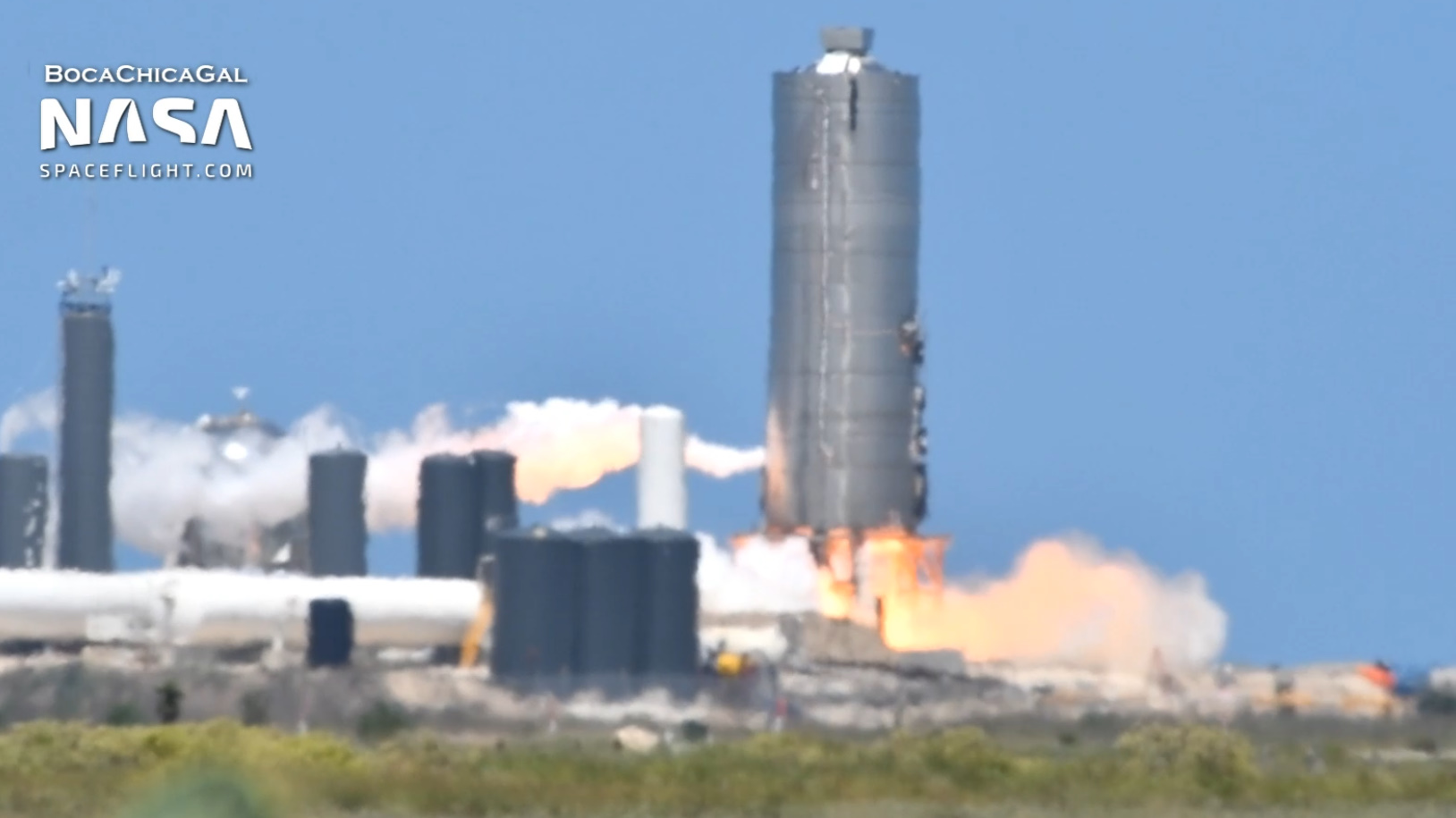 Starship SN5 completes successful Static Fire test