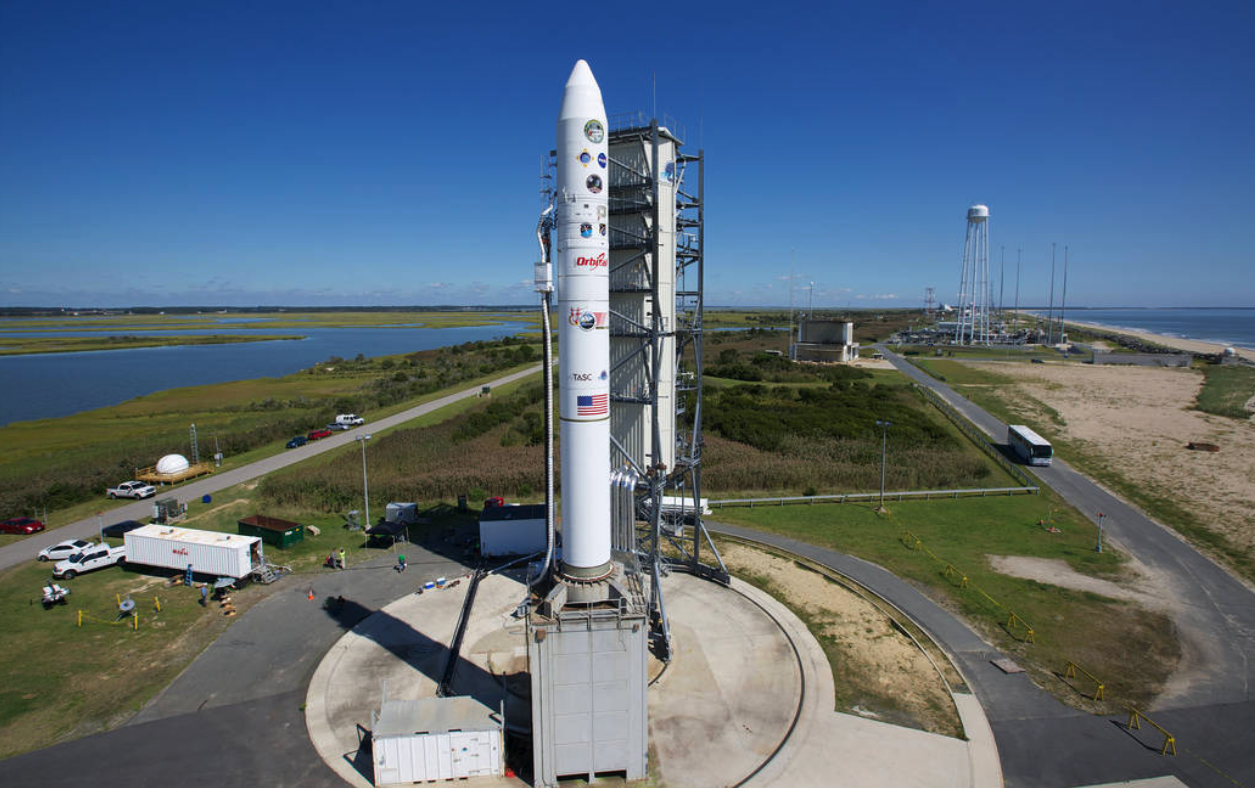 Northrop Grumman readies for maiden Minotaur IV launch from MARS