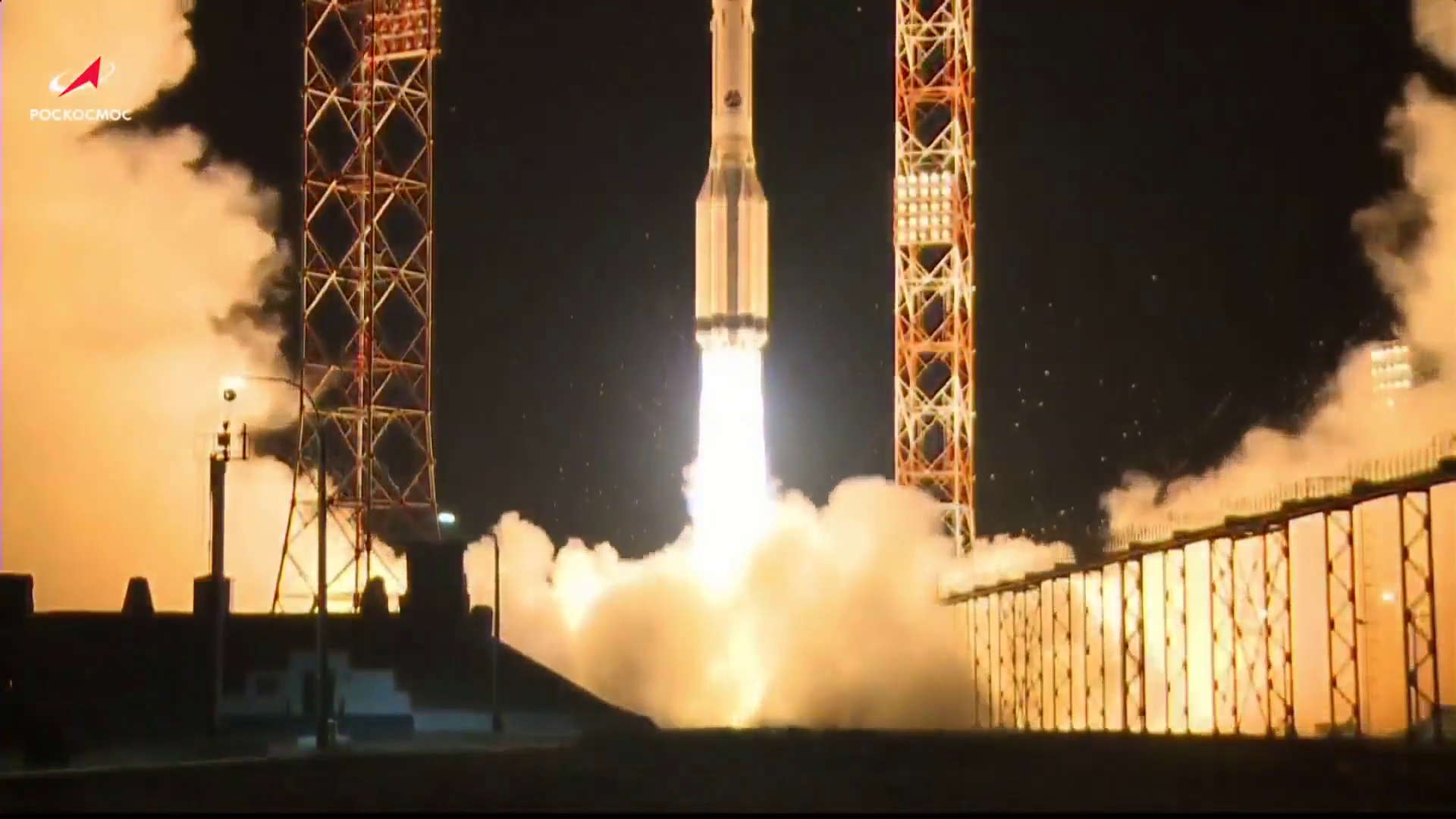 Russian Proton-M safely begins 18 hour mission for dual Ekspress satellites