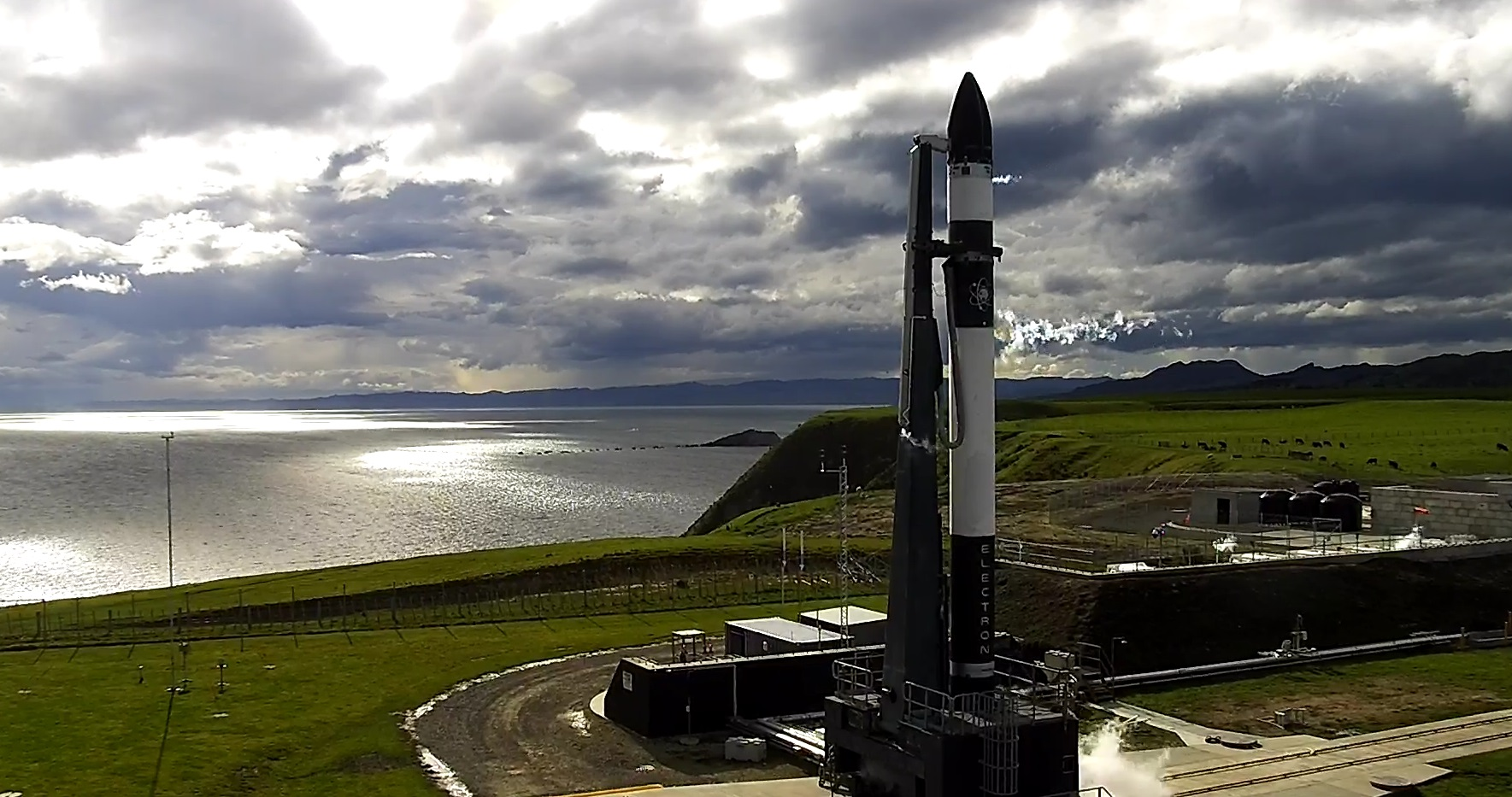 Watch: Rocket Lab's first launch since failed mission