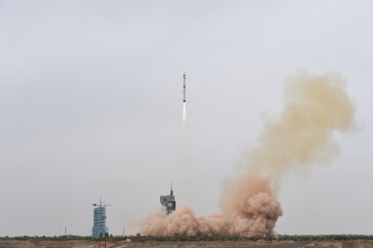 Long March 4B launches new ocean observation satellite - NASASpaceflight.com