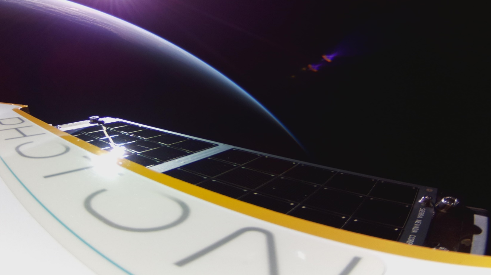 Rocket Lab Debuts Photon Satellite