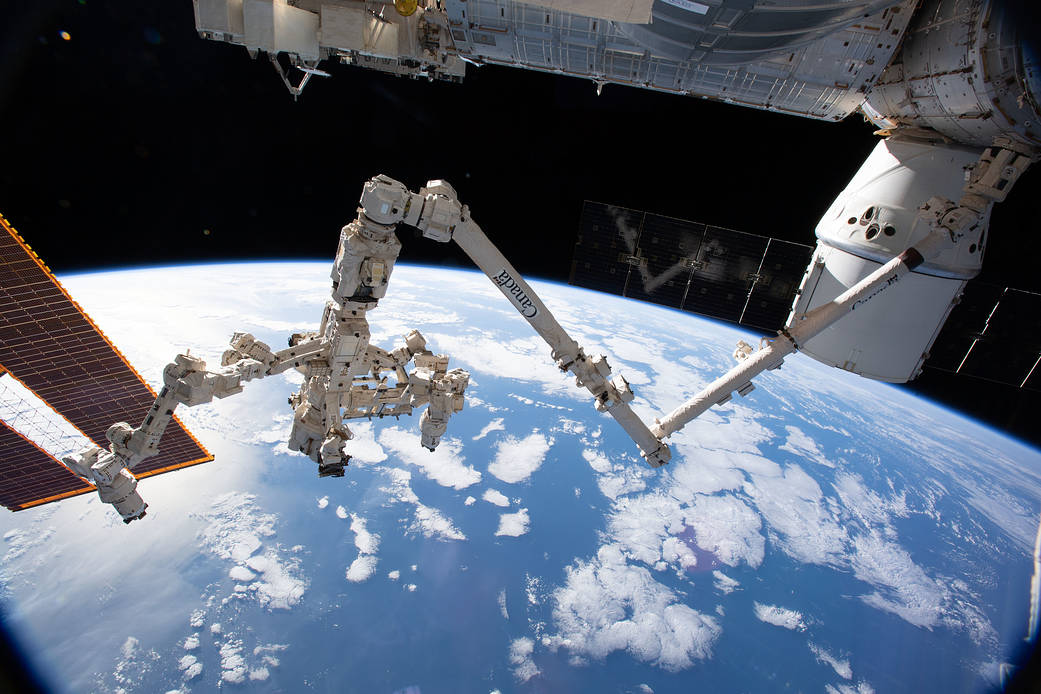 Automating Robotics: CSA preparing for future with Canadarm2/Dextre