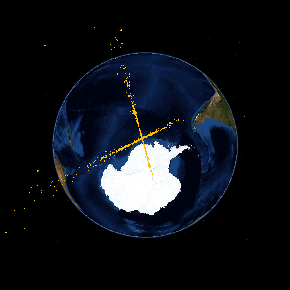 LeoLabs indicates no collision of Soviet satellite and Chinese rocket stage