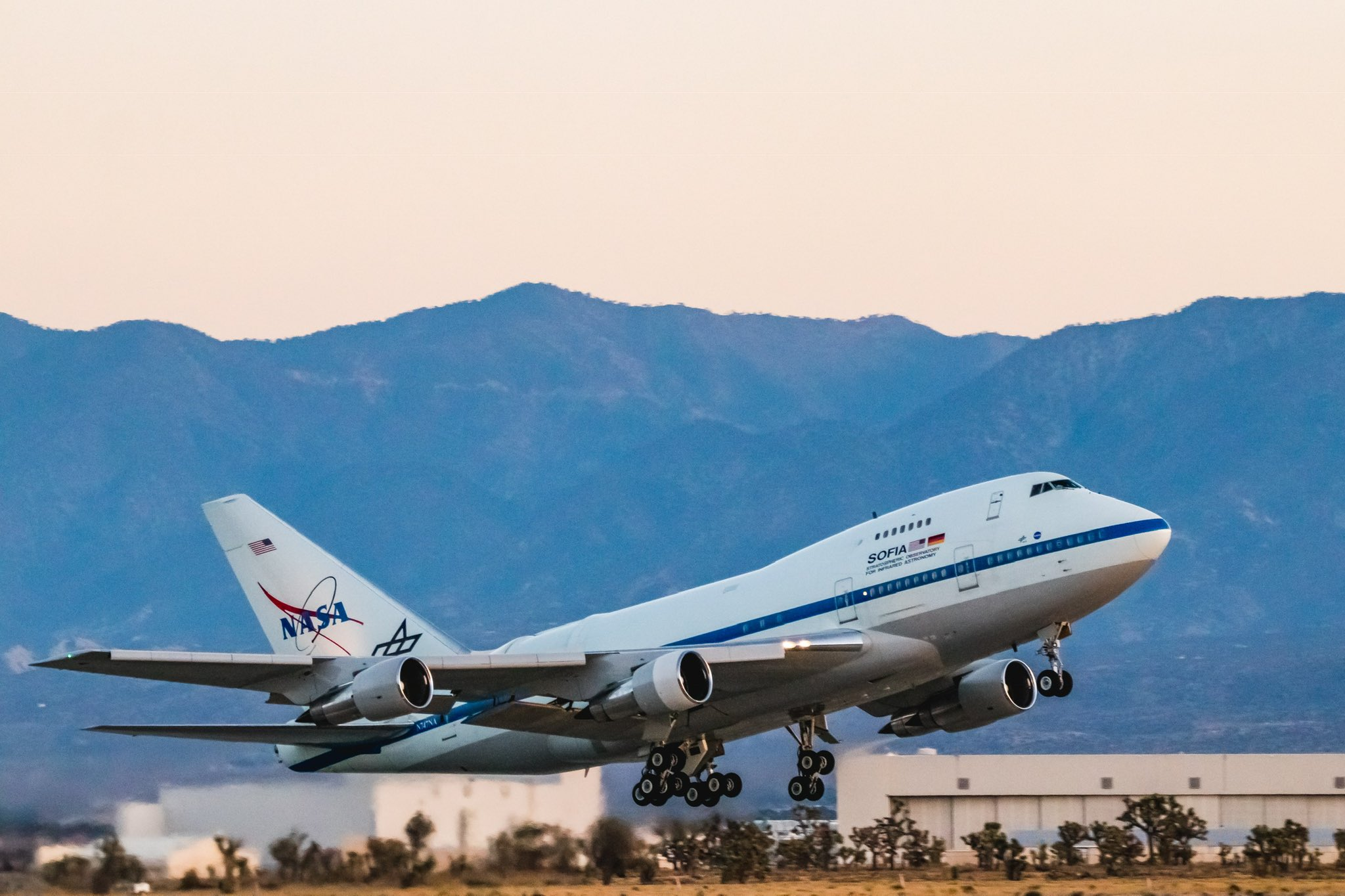 SOFIA: a telescope on the forefront of astrophysics research - NASASpaceflight.com