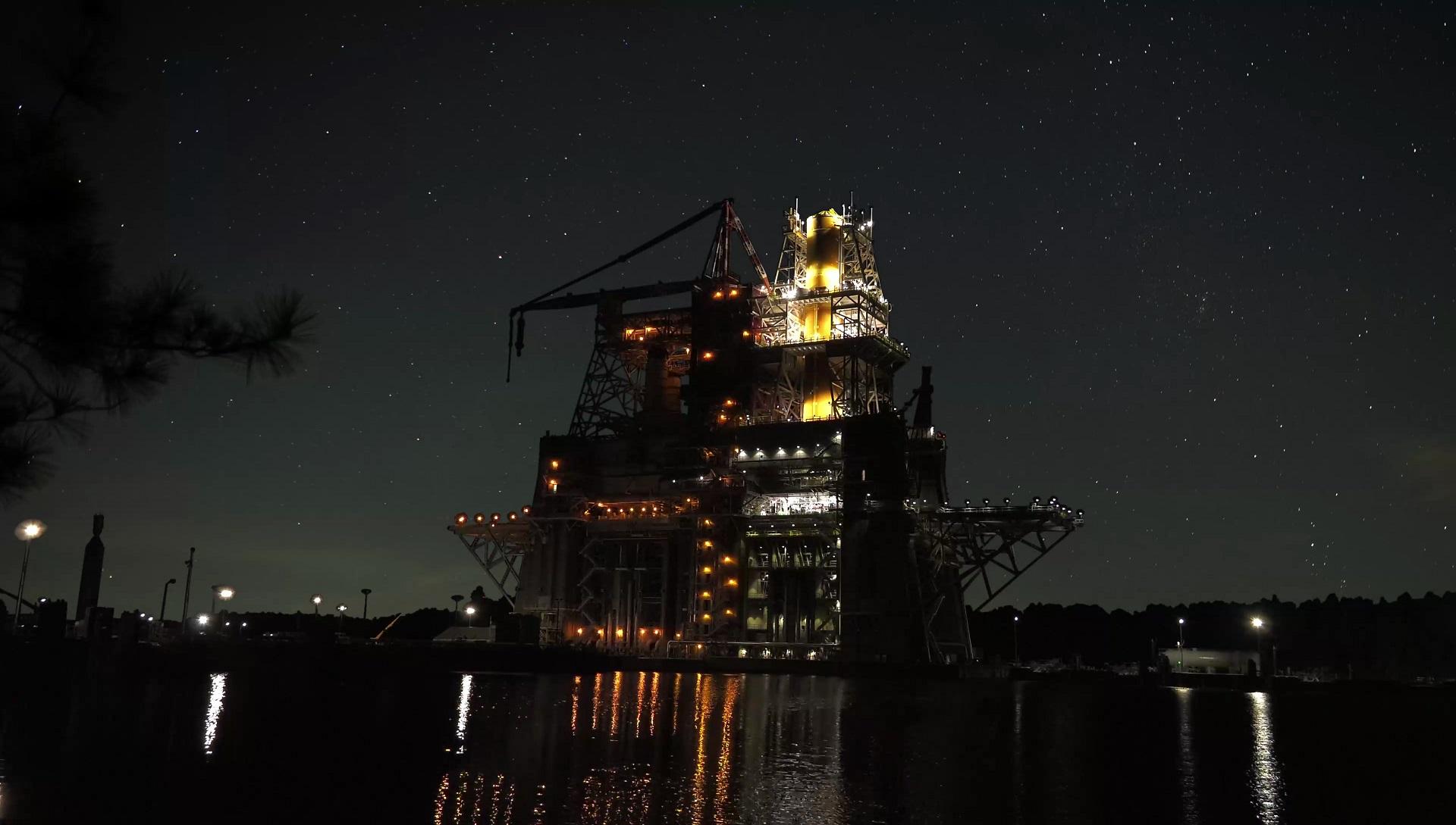 NASA reschedules final SLS Core Stage Green Run tests for December