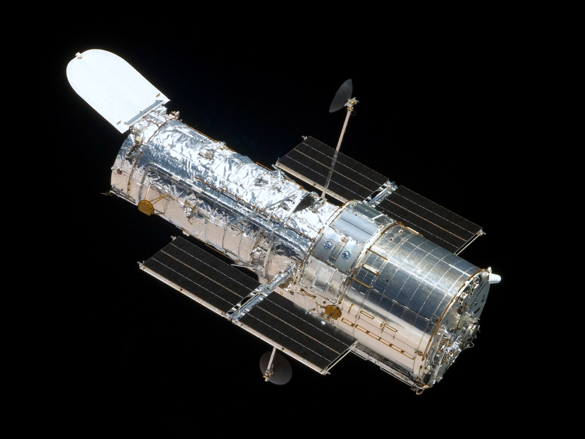 Missing dark matter & shadows from a black hole, Hubble continues to unlock cosmic mysteries - NASASpaceflight.com