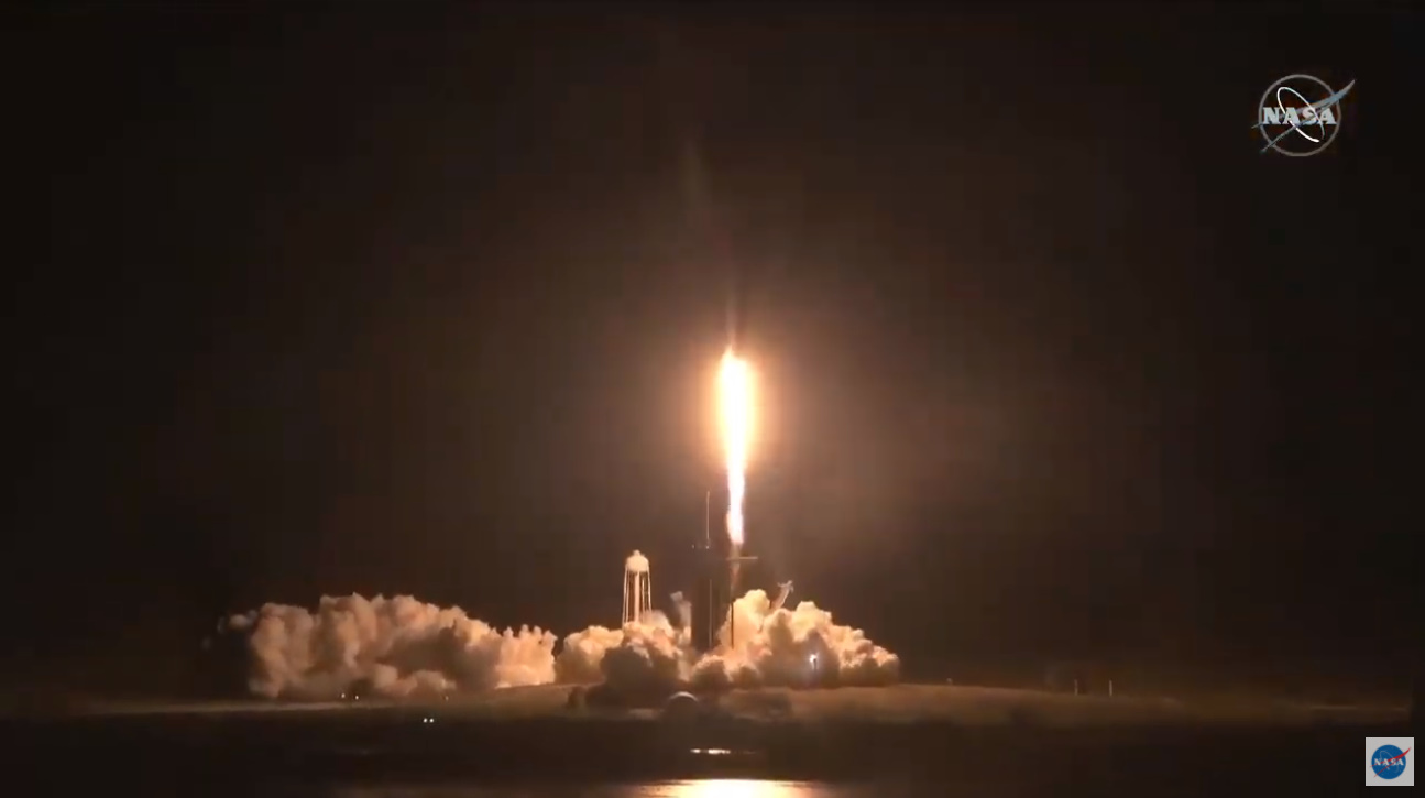 With Resilience, NASA & SpaceX begin operational Commercial Crew flights