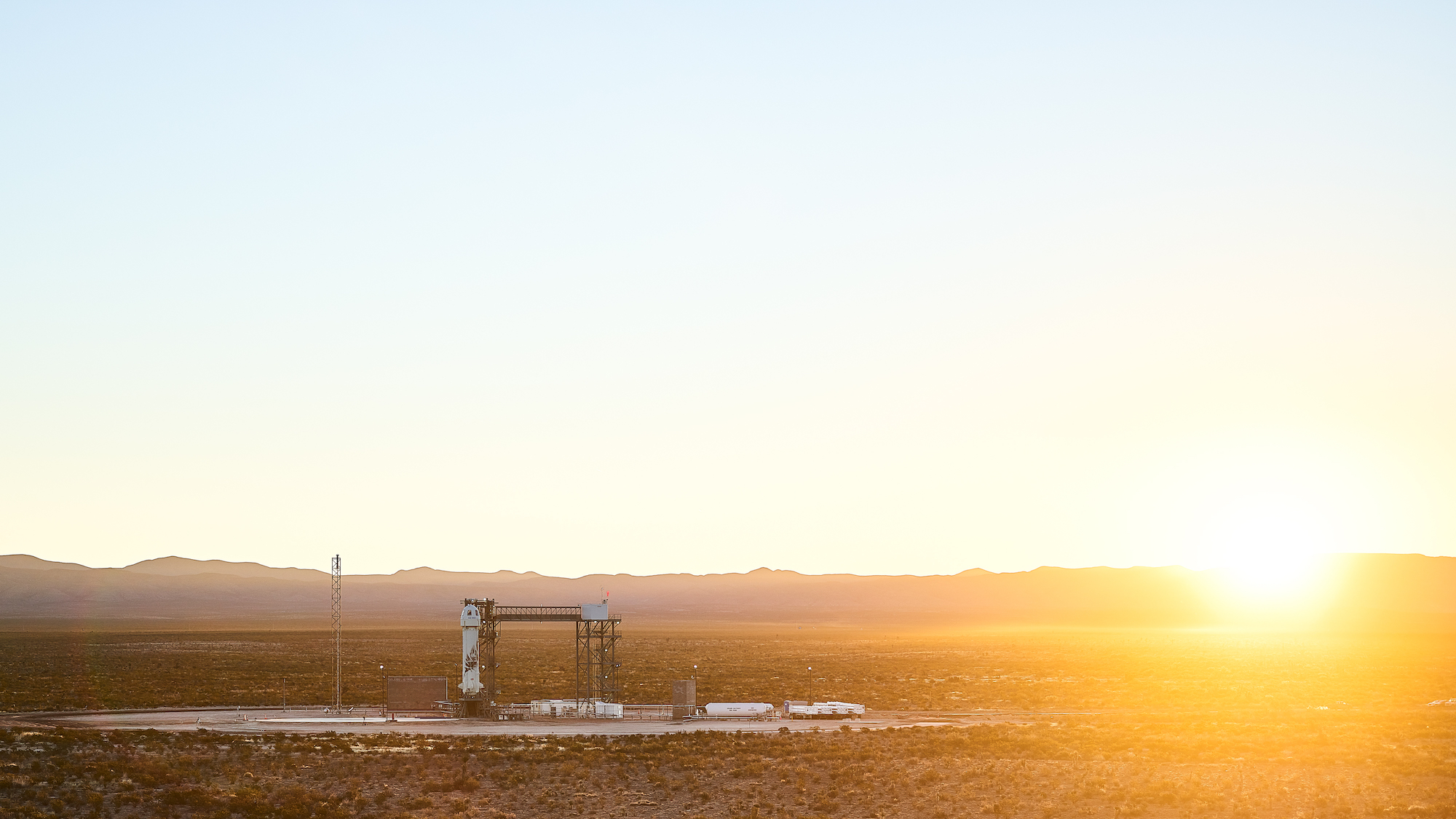 Blue Origin ready for 15th New Shepard flight, critical test before carrying humans