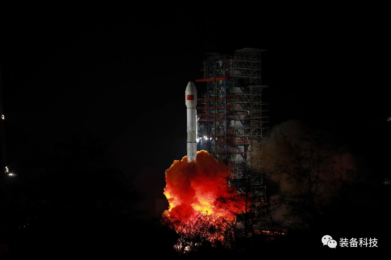 China opens 2021 with Tiantong-1 launch via Long March 3B
