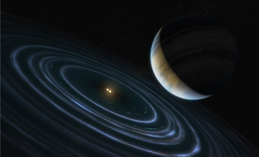 NASA selects potential small-scale astrophysics missions, Hubble measures exoplanet's odd orbit