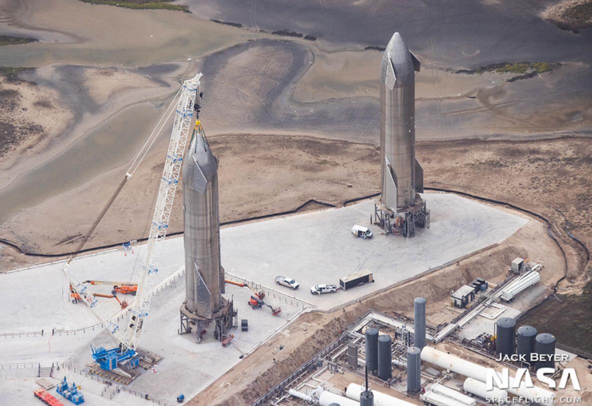 SpaceX zřejmě brzy vyzkouší další prototyp Starship - SN10