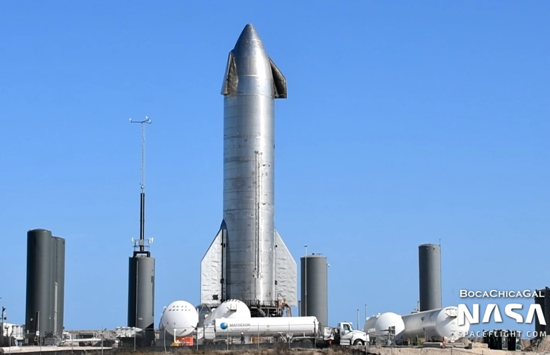 Starship NS10
