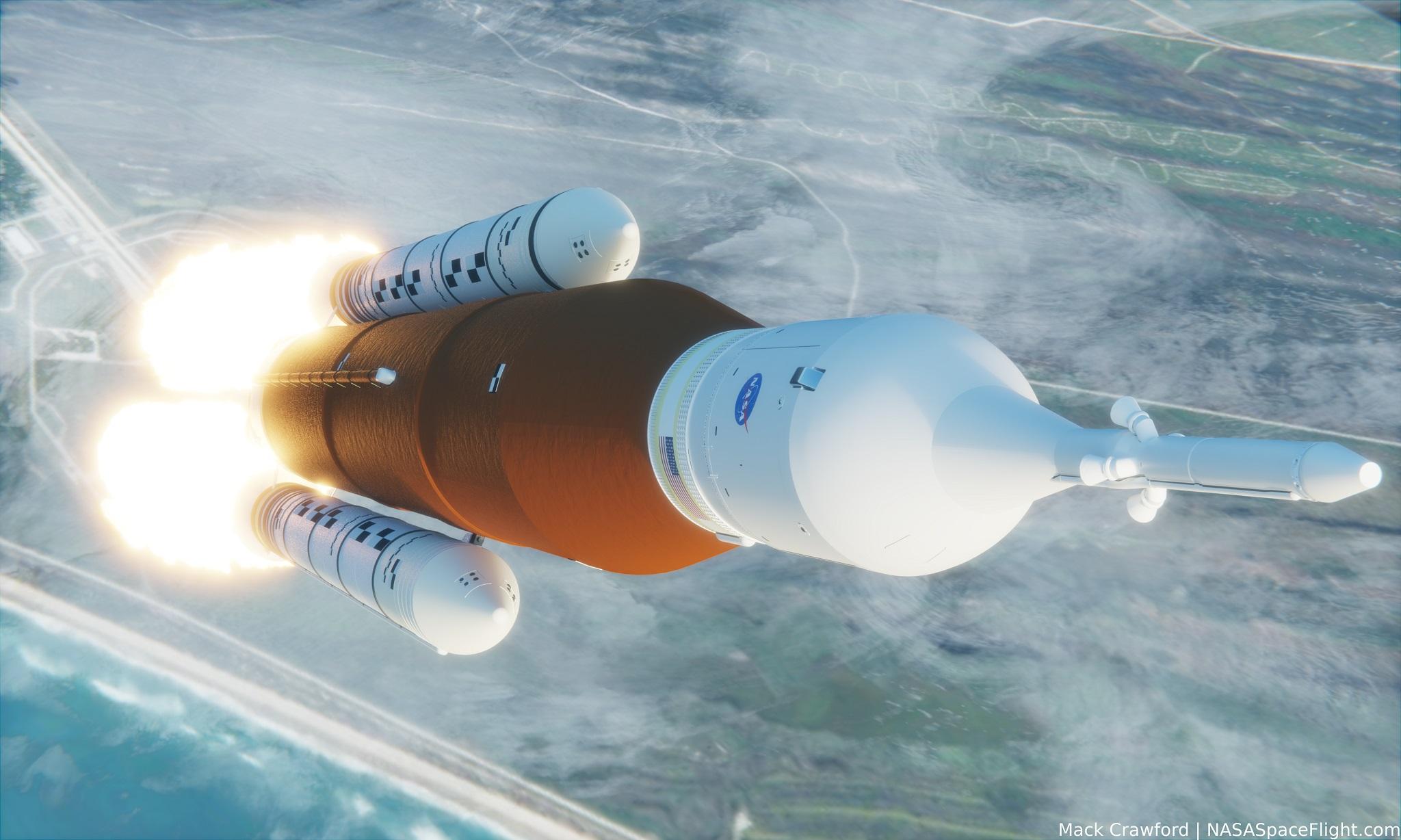 NASA SLS computer development branching to support first flight, future upgrades - NASASpaceFlight.com - NASASpaceflight.com