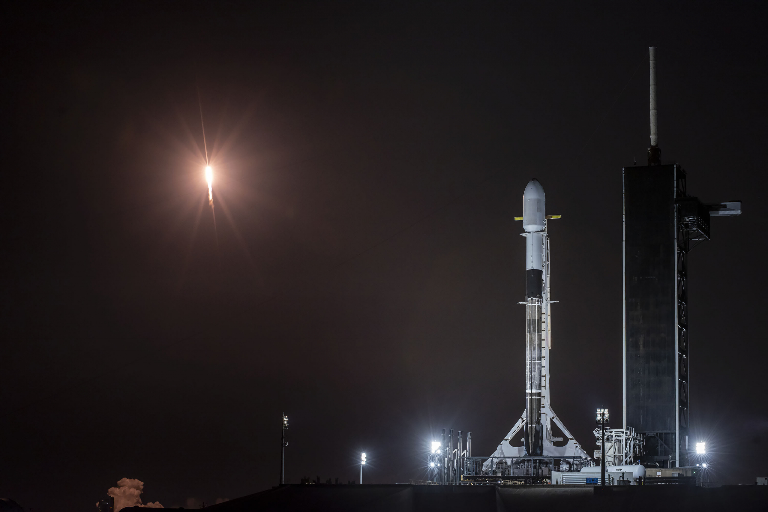 SpaceX to try again to launch long-delayed Starlink mission