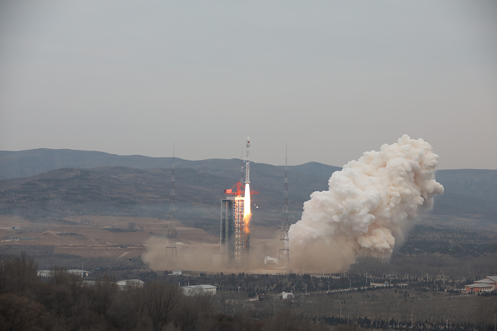 China lofts three military Yaogan satellites in Chang Zheng 4C launch - NASASpaceFlight.com - NASASpaceflight.com